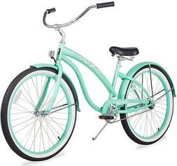 """26"""" Beach Cruiser Bike Firmstrong Bella Classic LadyMint G"""