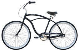 "26"" Beach Cruiser Bike Bicycle Firmstrong Urban Men 3 SPEED"
