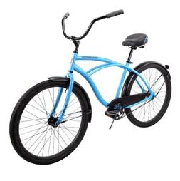 "Huffy 26"" Cranbrook Men's Beach Cruiser Comfort Bike, Matte"