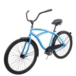 "Huffy 26"" Cranbrook Men's Beach Cruiser Comfort Bike *MATTE"
