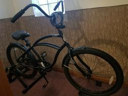 """Hyper 26"""" men's beach cruiser bike all accessories included"""