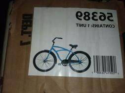 26 mens cranbrook beach cruiser bike in