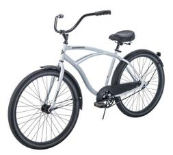 """Huffy 26"""" Mens Cranbrook Cruiser Bike With Perfect Fit Fra"""