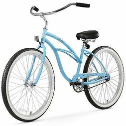An Urban Lady Single Speed - Women's 26in Beach Cruiser Bike
