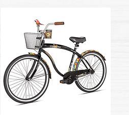 Beach Cruiser BCA 26-inch Single speed Bike Men's, Ladies Bi