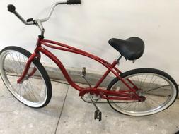 "schwinn beach cruiser bicycle 26"" Signature Series model S"
