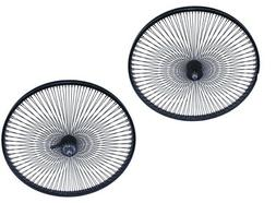 "Beach Cruiser Bike 26"" Rear & Front  Rims 144 spokes wheels"