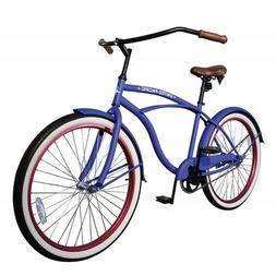 Beach cruiser bike by United Pacific, New in the box