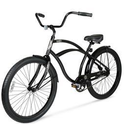 26in Hyper Mens Beach Cruiser Men's Bike Light Weight Alloy