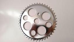 bicycle chainring sprocke 44t lucky 7 sprocket