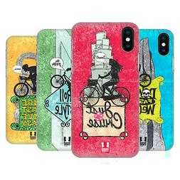 HEAD CASE DESIGNS BICYCLE LOVE HARD BACK CASE FOR APPLE iPHO