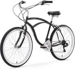 bike urban man beach cruiser men bicycle