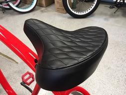 Custom Beach Cruiser Comfortable Bicycle Seat