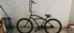 "PHAT Cycles Black Beach Cruiser 29""er"