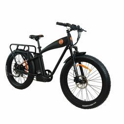 "E-Bike Fat Tire Electric cruiser Power bike1000w 14.5ah 26"""