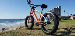 Electric Bike Ebike Beach Cruiser Bicycle 48V BBSHD 1500W SO