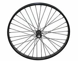 """Heavy Duty Beach Cruiser Bicycle 26"""" x 2.125 Rear Wheel Blac"""