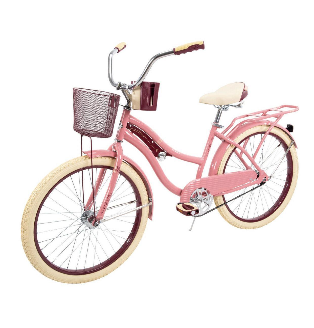 "Huffy 24"" Nel Cruiser Bike 4 Colors - FAST NEW 🚨"