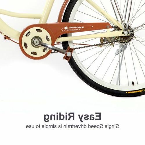 26in Cruiser Bike Comfortable Seat