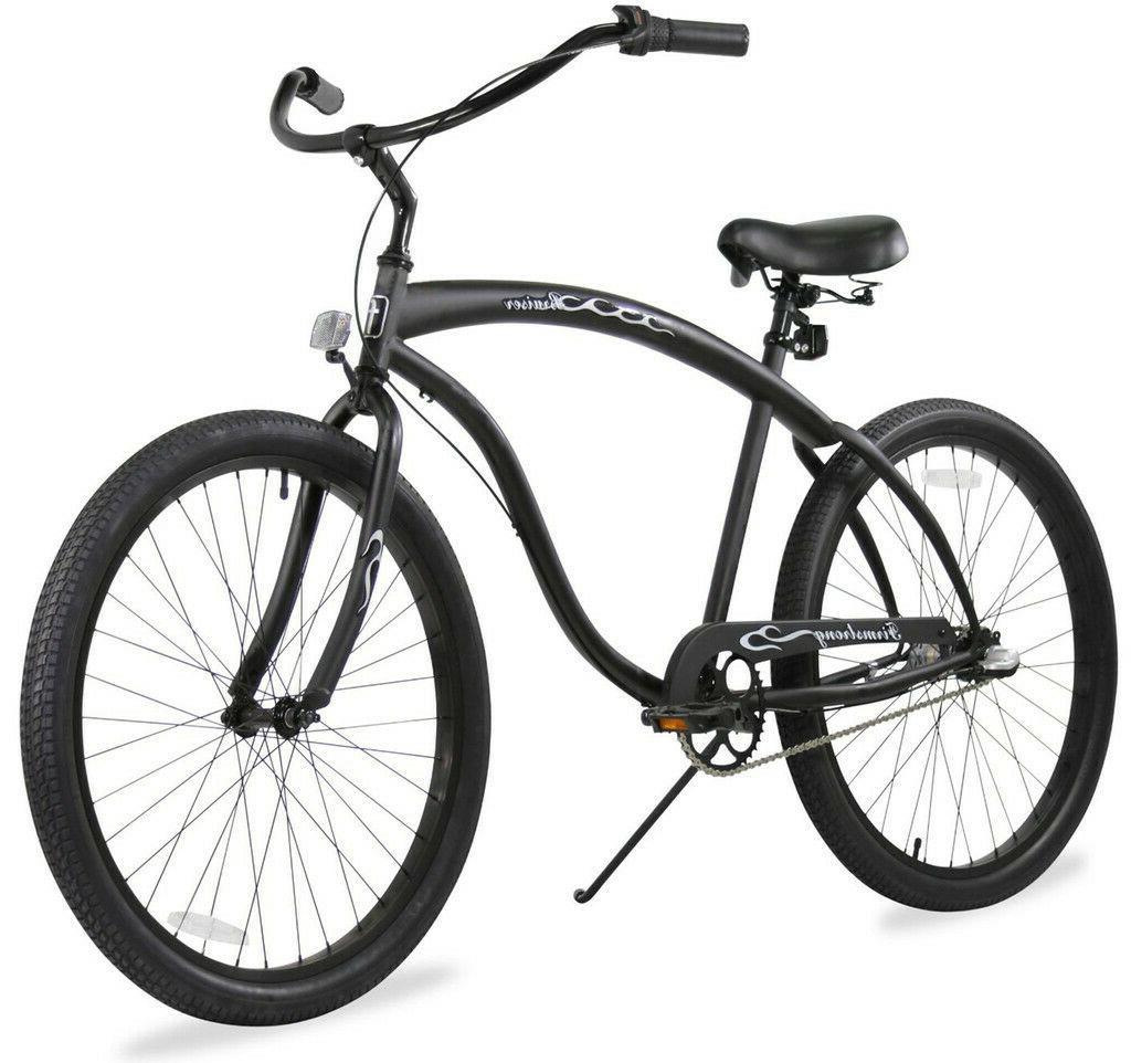 26 beach cruiser bike brusier prestige 3