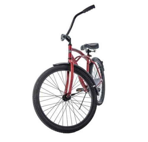 26 cranbrook beach cruiser comfort bike