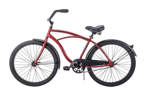 Huffy Cruiser Comfort Men, Red in
