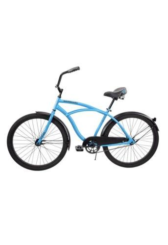 Huffy Men's Beach Cruiser Blue