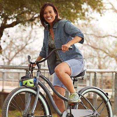 Huffy Beach Cruiser Bike, Blue