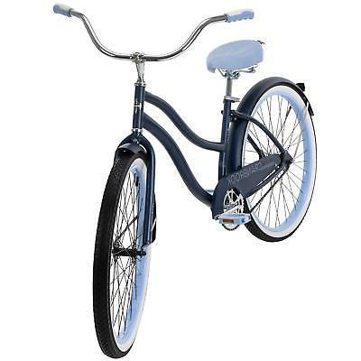 Huffy Womens Beach Bike, Blue