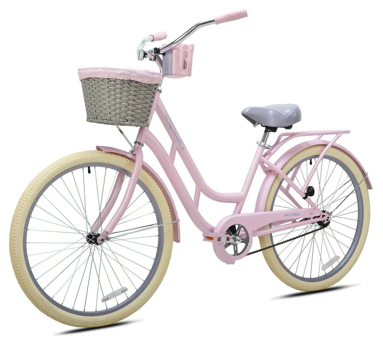 26 ladies bca charleston beach cruiser bike