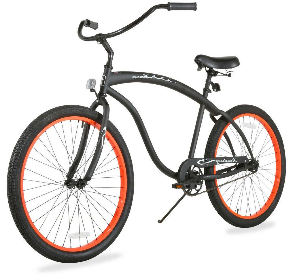 26 men beach cruiser bicycle bike bruiser