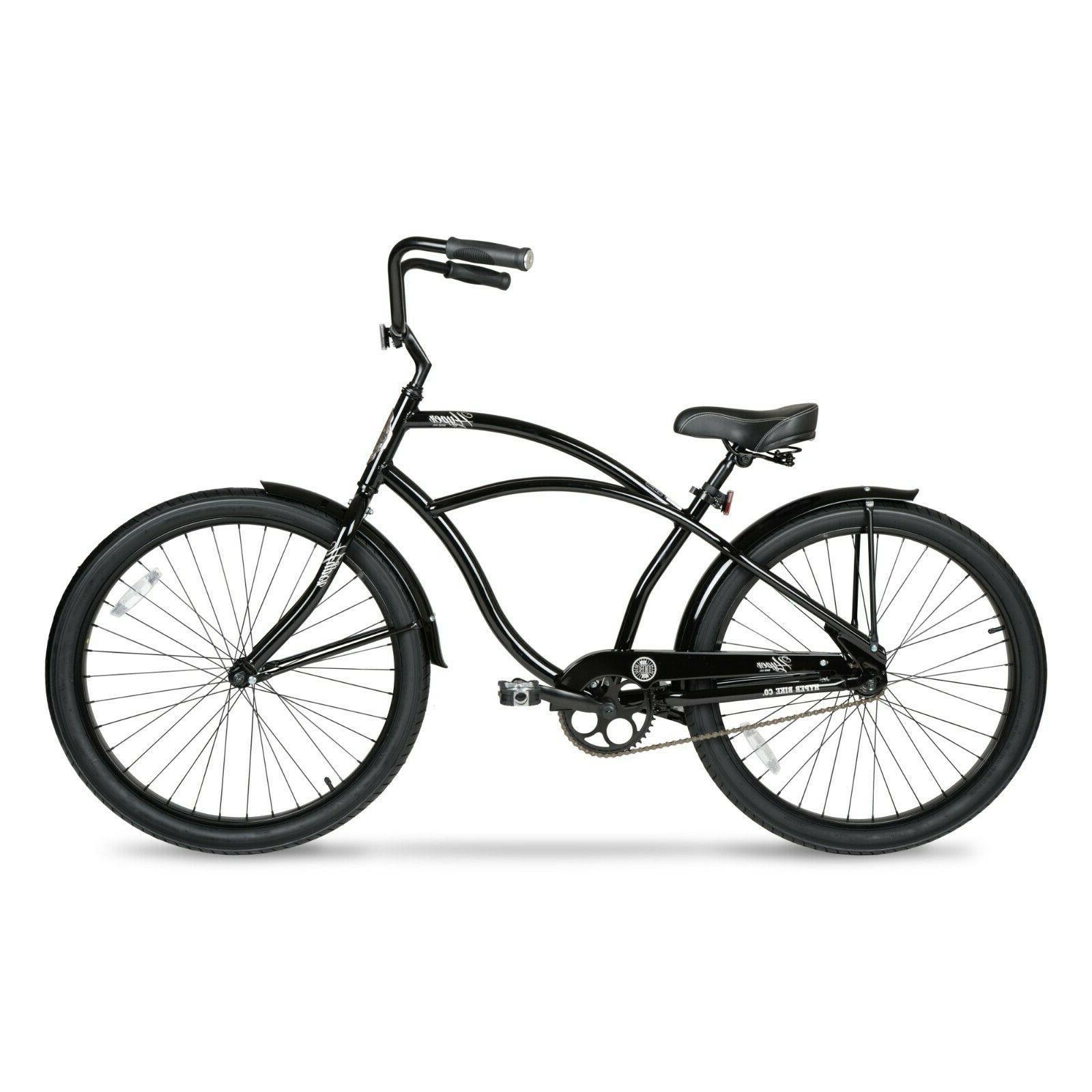 """26"""" Beach Cruiser Bike Seat Outdoor Cycling"""