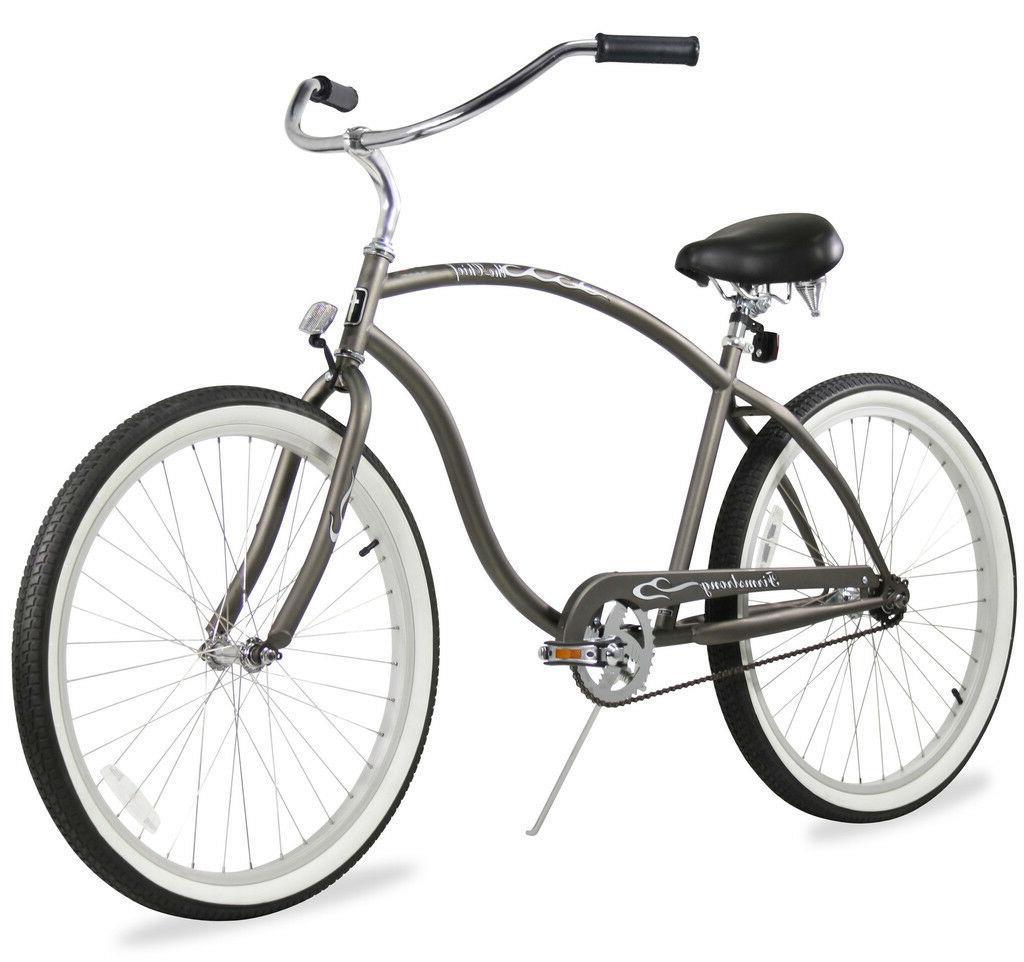 26 oversize beach cruiser bike w forward