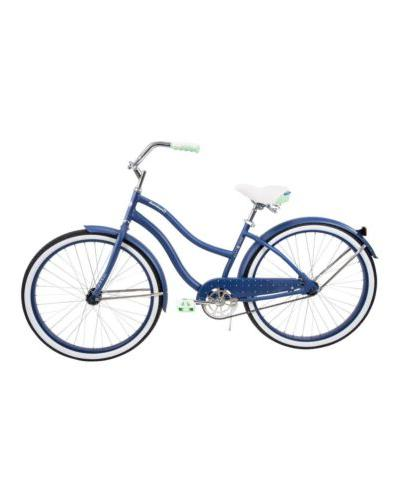 HUFFY CRANBROOK BEACH CRUISER BLUE