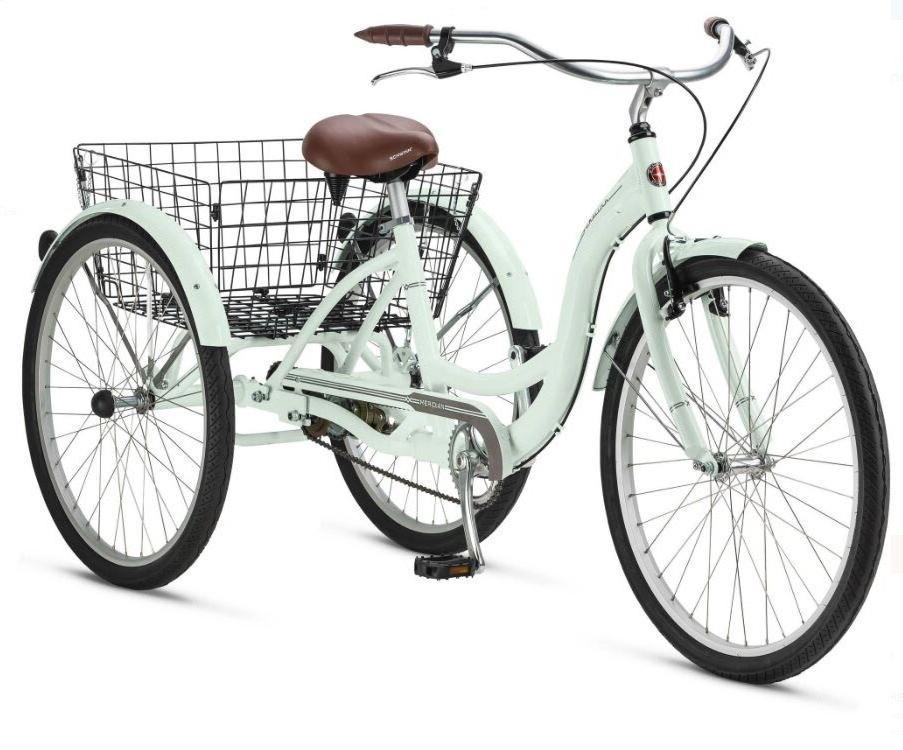 "3 Bike Tricycle Beach Speed 26"" Retro"