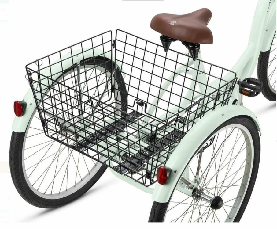 3 Tricycle Beach Trike Speed Bicycle Retro