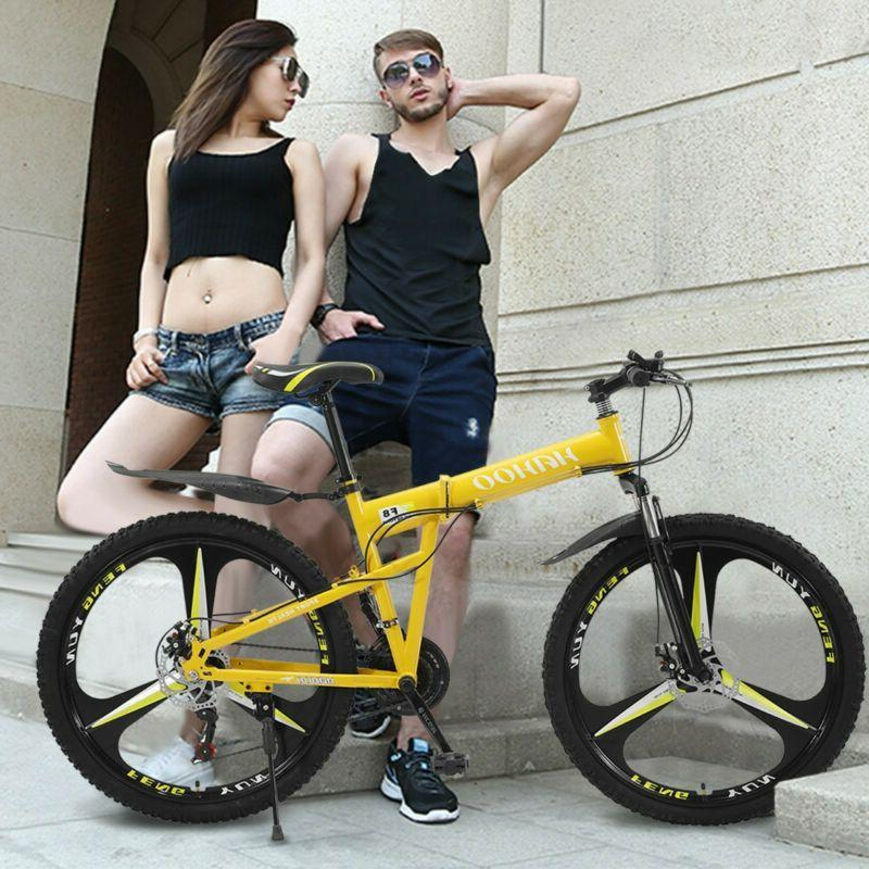 Adults Seachange Classic Cruiser Bike Steel 21 Speed Yellow