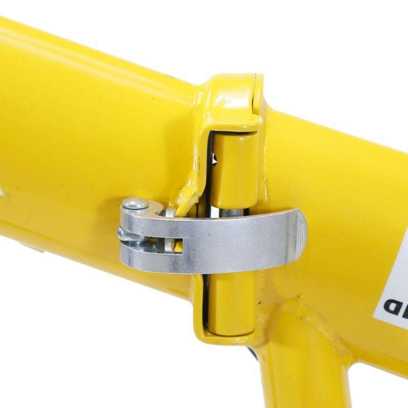 Adults Cruiser Bike 21 Speed Yellow