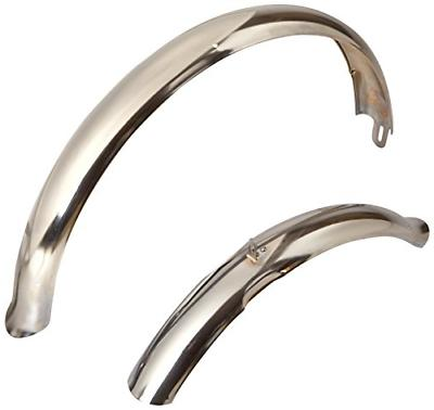 beach cruiser bicycle fender set front rear