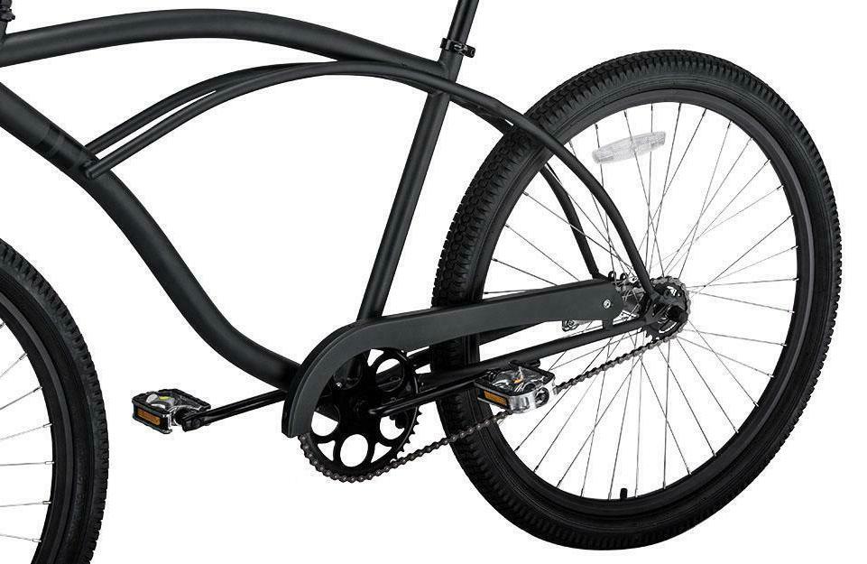 Coastal Bicycle Adult Hybrid New 26in