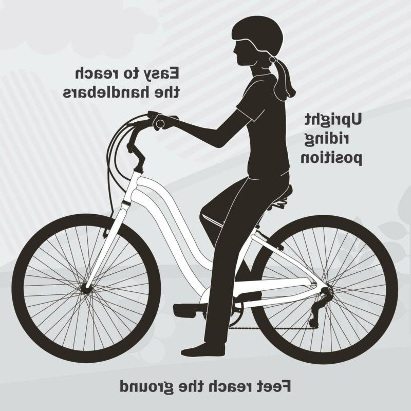 CRUISER Bike Seat 5