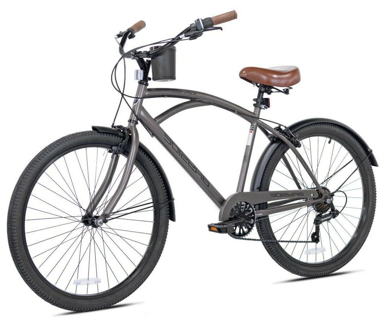 "Kent Cruiser Men 26"" Beach City Bicycle"