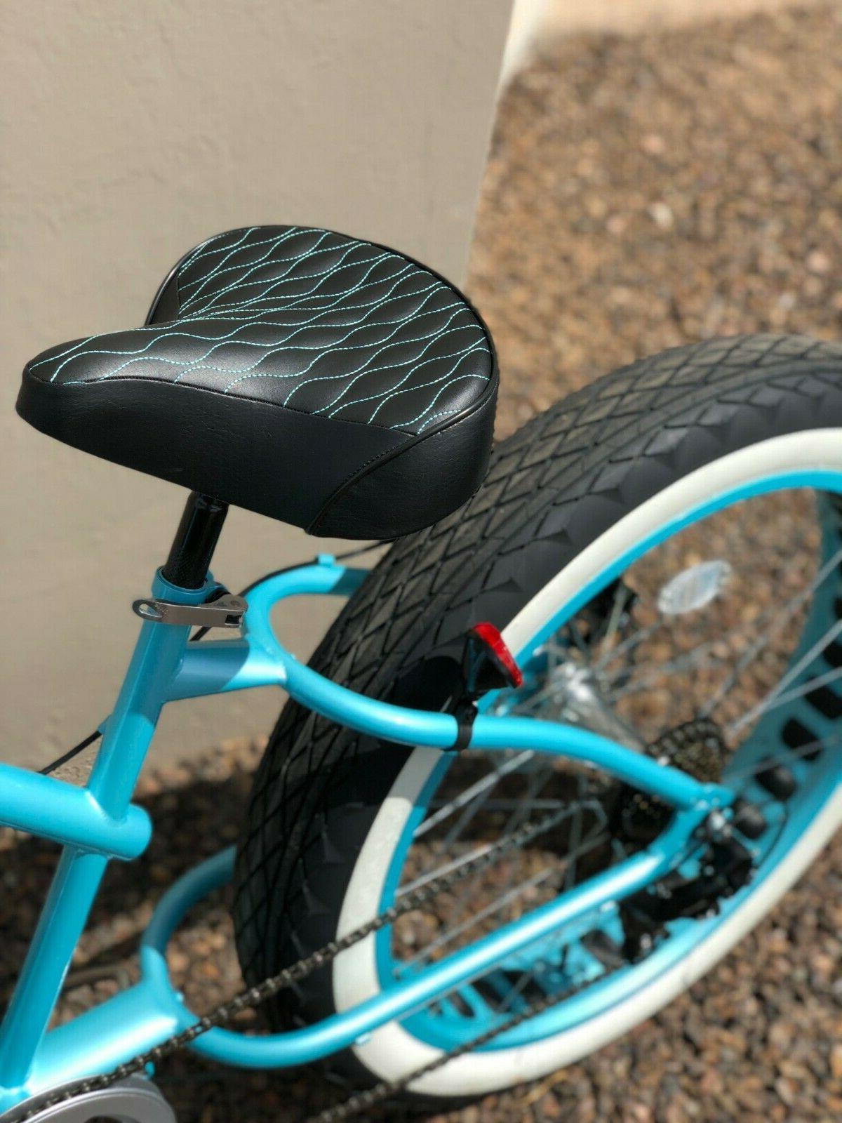 Custom Bicycle TEAL