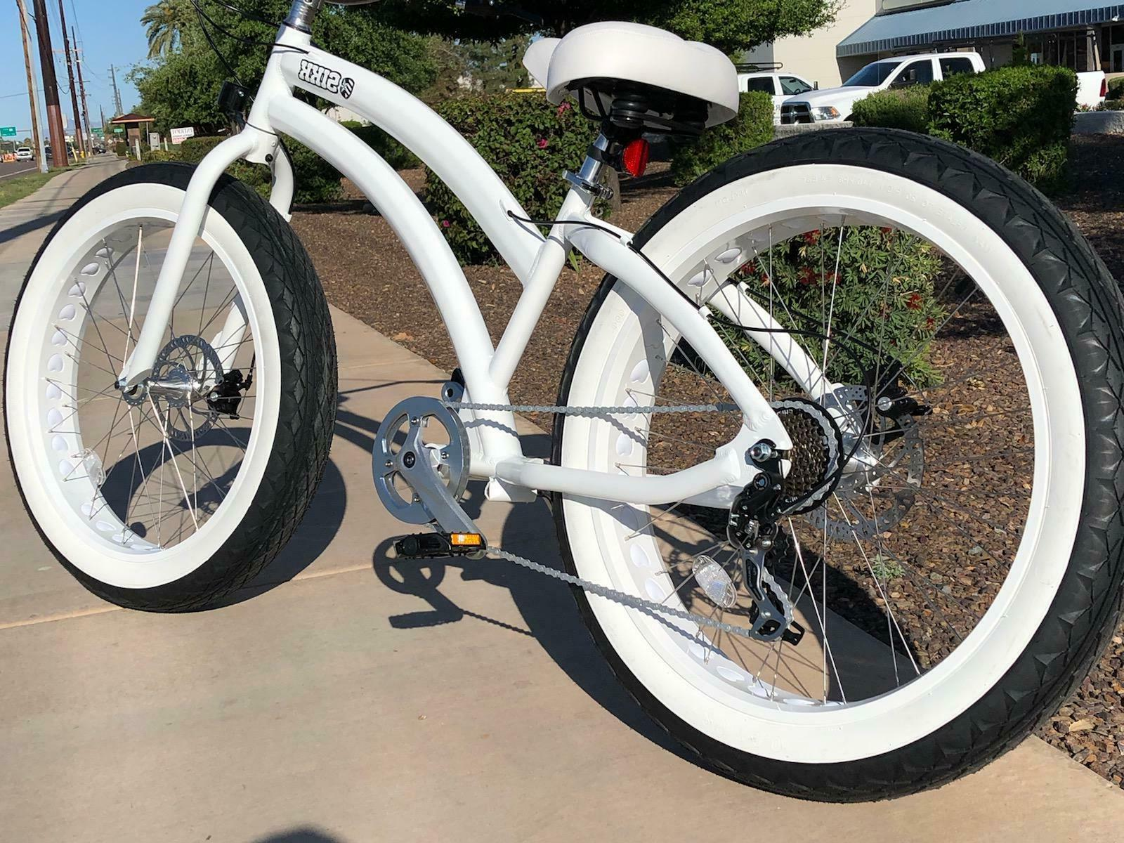 Custom Beach Comfortable Bicycle