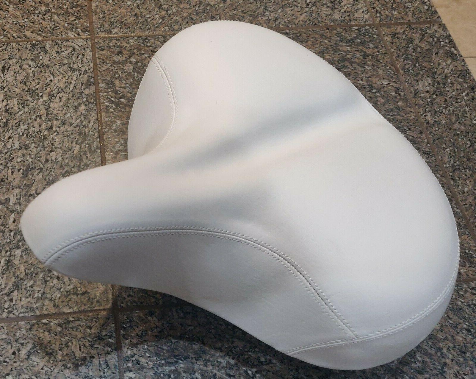 custom beach cruiser comfortable bicycle seat xl