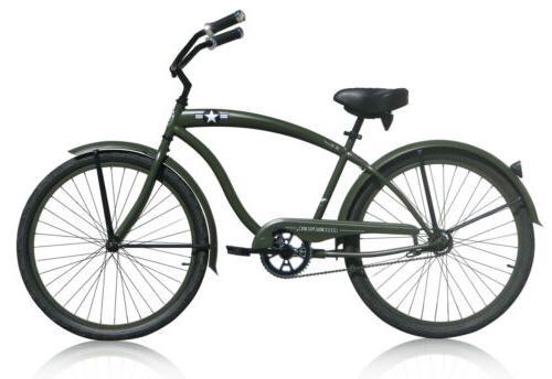 general beach cruiser bicycle bike