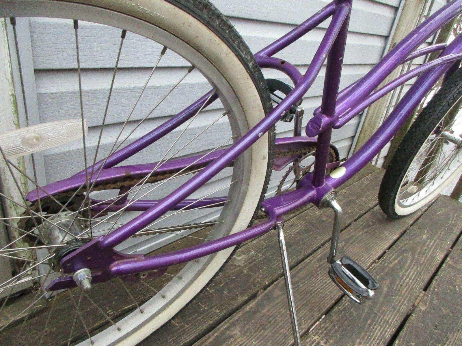 Dyno Glide Cruiser Bicycle walk Bike Bmx White wall Tires