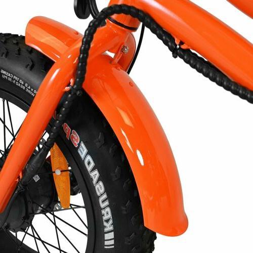 750W Semi-Recumbent Bike