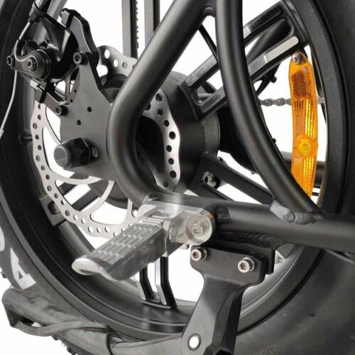 "Addmotor MOTAN Bicycle 20"" Fat Tire Cruiser E-BIKE"