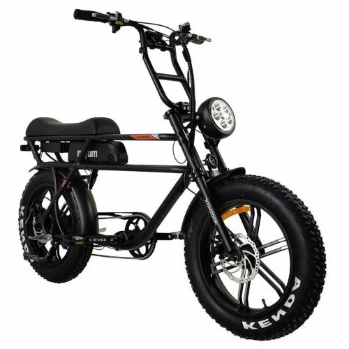 Addmotor Bicycle 750W Tire
